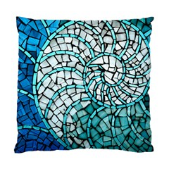 Glass Mosaics Blue Green Standard Cushion Case (one Side)