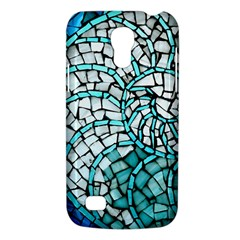 Glass Mosaics Blue Green Galaxy S4 Mini