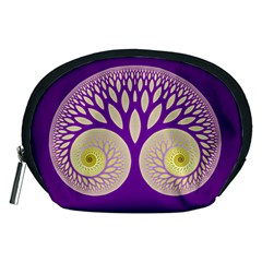 Glynnset Royal Purple Accessory Pouches (medium)
