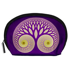 Glynnset Royal Purple Accessory Pouches (large)
