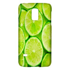 Green Lemon Slices Fruite Galaxy S5 Mini by Alisyart