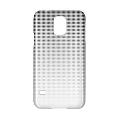 Halftone Simple Dalmatians Black Circle Samsung Galaxy S5 Hardshell Case