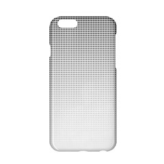 Halftone Simple Dalmatians Black Circle Apple Iphone 6/6s Hardshell Case by Alisyart