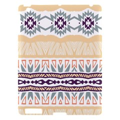 Tribal Design       			apple Ipad 3/4 Hardshell Case by LalyLauraFLM