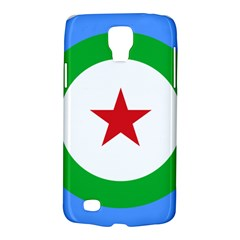 Roundel Of Djibouti Air Force Galaxy S4 Active by abbeyz71