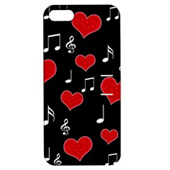 Love Song Apple Iphone 5 Hardshell Case With Stand by Valentinaart