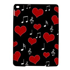 Love Song Ipad Air 2 Hardshell Cases by Valentinaart
