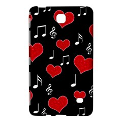Love Song Samsung Galaxy Tab 4 (7 ) Hardshell Case  by Valentinaart