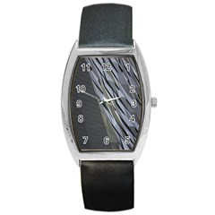 Architecture Barrel Style Metal Watch by Nexatart