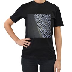 Architecture Women s T-shirt (black) by Nexatart