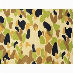 Army Camouflage Pattern Canvas 18  X 24   by Nexatart