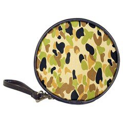 Army Camouflage Pattern Classic 20 Cd Wallets by Nexatart