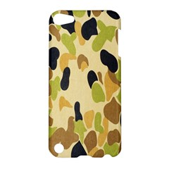Army Camouflage Pattern Apple Ipod Touch 5 Hardshell Case by Nexatart