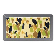 Army Camouflage Pattern Memory Card Reader (mini)