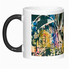 Art Graffiti Abstract Vintage Morph Mugs by Nexatart