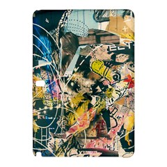 Art Graffiti Abstract Vintage Samsung Galaxy Tab Pro 10 1 Hardshell Case by Nexatart