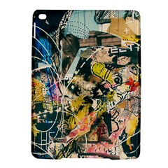 Art Graffiti Abstract Vintage Ipad Air 2 Hardshell Cases by Nexatart