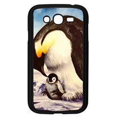 Emperor Penguin Samsung Galaxy Grand Duos I9082 Case (black)