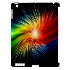 Lamp Light Galaxy Space Color Apple Ipad 3/4 Hardshell Case (compatible With Smart Cover)
