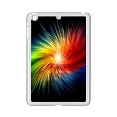 Lamp Light Galaxy Space Color Ipad Mini 2 Enamel Coated Cases