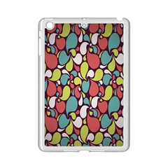 Leaf Camo Color Flower Ipad Mini 2 Enamel Coated Cases by Alisyart