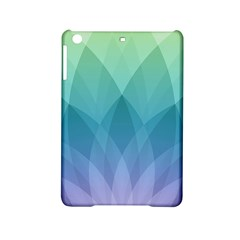 Lotus Events Green Blue Purple Ipad Mini 2 Hardshell Cases by Alisyart