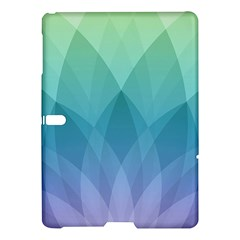 Lotus Events Green Blue Purple Samsung Galaxy Tab S (10 5 ) Hardshell Case