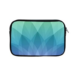 Lotus Events Green Blue Purple Apple Macbook Pro 13  Zipper Case by Alisyart