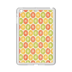 Lime Orange Fruit Slice Color Ipad Mini 2 Enamel Coated Cases