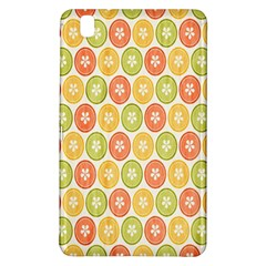 Lime Orange Fruit Slice Color Samsung Galaxy Tab Pro 8 4 Hardshell Case