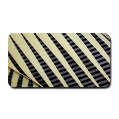 Line Chevron Triangle Grey Medium Bar Mats