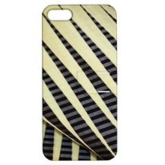 Line Chevron Triangle Grey Apple Iphone 5 Hardshell Case With Stand by Alisyart