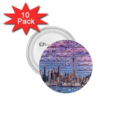 Auckland Travel 1 75  Buttons (10 Pack) by Nexatart
