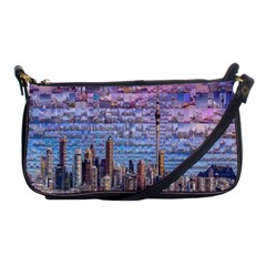 Auckland Travel Shoulder Clutch Bags by Nexatart