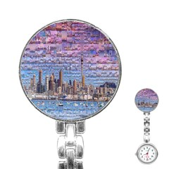 Auckland Travel Stainless Steel Nurses Watch by Nexatart