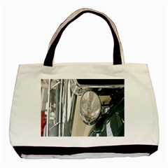 Auto Automotive Classic Spotlight Basic Tote Bag (two Sides)