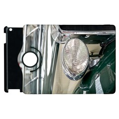 Auto Automotive Classic Spotlight Apple Ipad 2 Flip 360 Case
