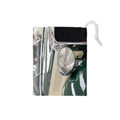 Auto Automotive Classic Spotlight Drawstring Pouches (small)  by Nexatart
