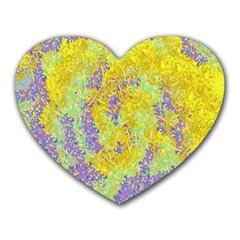 Backdrop Background Abstract Heart Mousepads