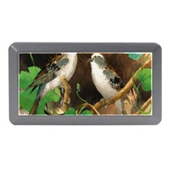 Backdrop Colorful Bird Decoration Memory Card Reader (mini)