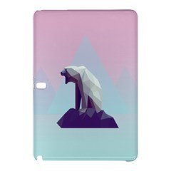 Polar Bears Animals White Samsung Galaxy Tab Pro 10 1 Hardshell Case