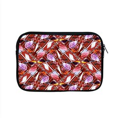 Background For Scrapbooking Or Other Shellfish Grounds Apple Macbook Pro 15  Zipper Case by Nexatart
