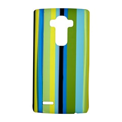 Simple Lines Rainbow Color Blue Green Yellow Black Lg G4 Hardshell Case