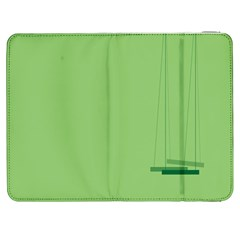 Swing Children Green Kids Samsung Galaxy Tab 7  P1000 Flip Case