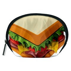 Sandwich Breat Chees Accessory Pouches (medium)