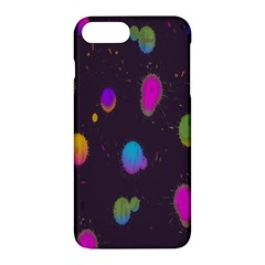 Spots Bright Rainbow Color Apple Iphone 7 Plus Hardshell Case