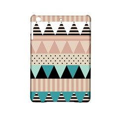 Triangle Wave Chevron Grey Ipad Mini 2 Hardshell Cases by Alisyart