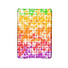 Spots Paint Color Green Yellow Pink Purple Ipad Mini 2 Hardshell Cases by Alisyart