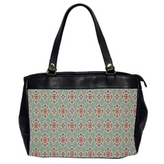 Vintage Floral Tumblr Quotes Office Handbags (2 Sides)