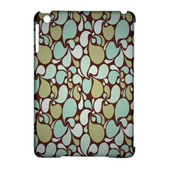 Leaf Camo Color Flower Floral Apple Ipad Mini Hardshell Case (compatible With Smart Cover)